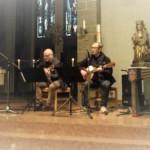 Musiker Andreas Janizki und Arne Ehlers