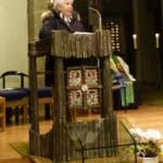 Frau Heckmann vom Caritasrat